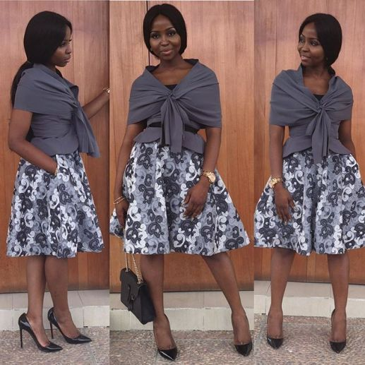 Beautiful Fashion For Church Outfits amillionstyles.com @petiteroyalty