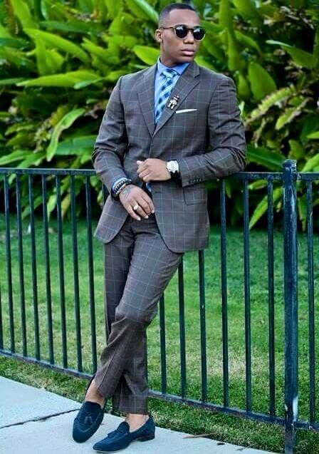 12 hot black men in suit amillionstyles (9)