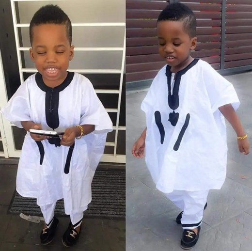 14 traditional attire for kids - you'll love amillionstyles.com 1 (10)