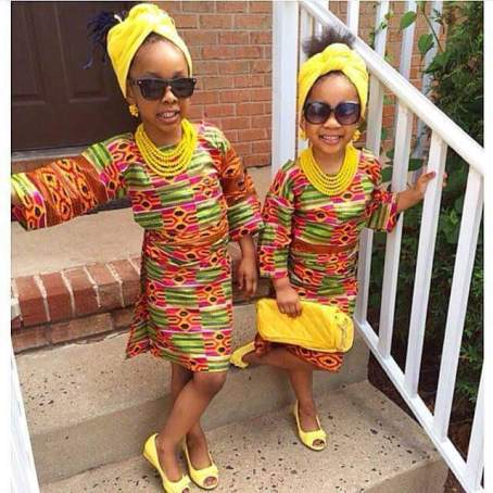 14 traditional attire for kids - you'll love amillionstyles.com 1 (8)