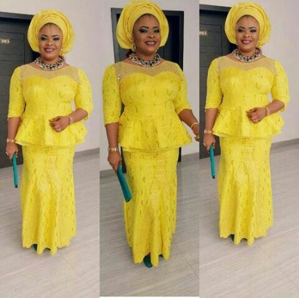 20 latest and most recent asoebi styles trending @dayoamusa amillionstyles.com
