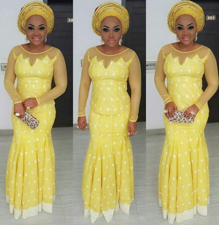 latest and most recent aso ebi styles amillionstyles.com @mercyaigbegentry