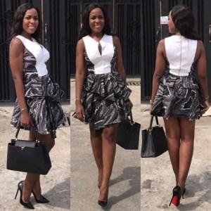 20 outfits @officiallindaikeji