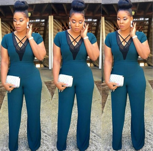 Beautiful Jumpsuit Styles amillionstyles @adunola