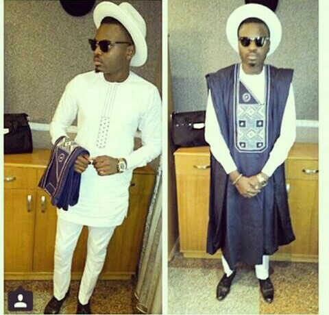 Yoruba Demons Nigerian Grooms Men in Fabulous Traditional Outfits. | A Million Styles Africa