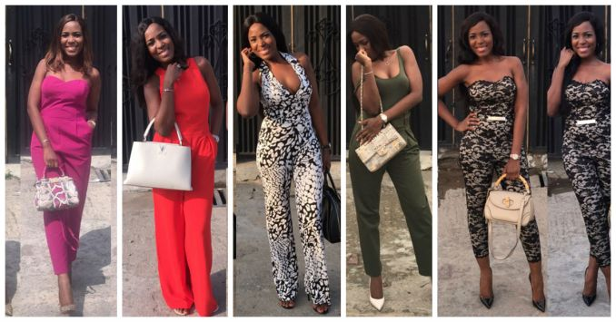 Best Of Linda Ikeji In Jumpsuit - We Love Amillionstyles.com 2016
