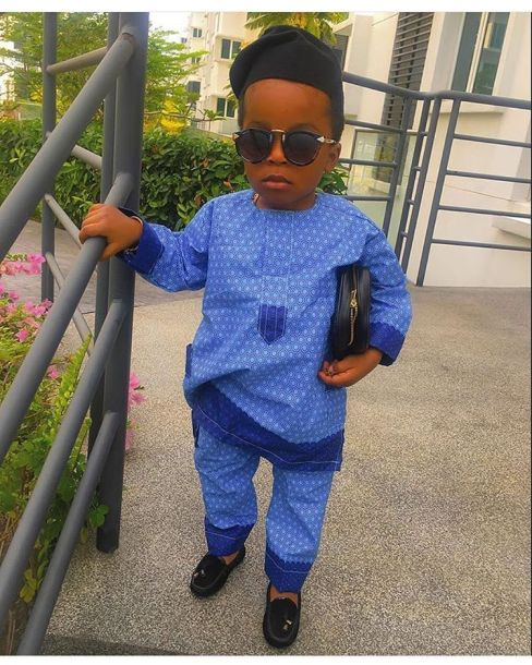 Awesome A Million Styles Traditional Attire For Kids @pweetyfowowe