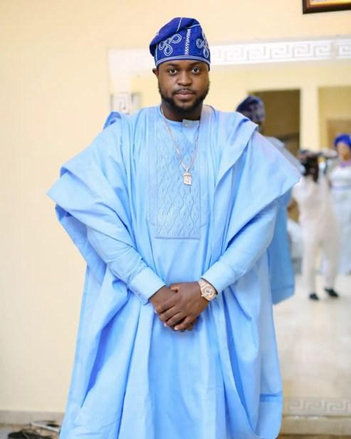 outstanding agbada styles yoruba demons @chairmanhkn