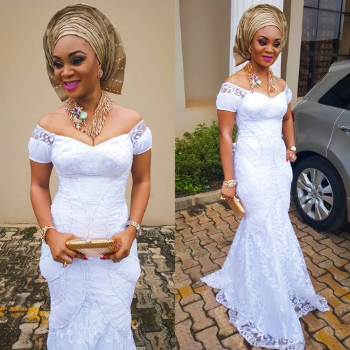 stunning asoebi styles for church amillionstyles @laarin