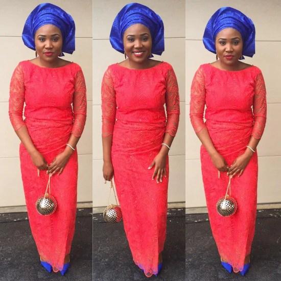 stunning asoebi styles for church amillionstyles @thebeningirl-