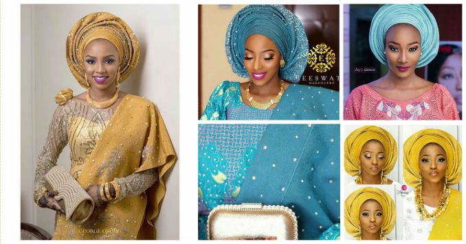 Amazing Traditional Bridal Looks Amillionstyles cover