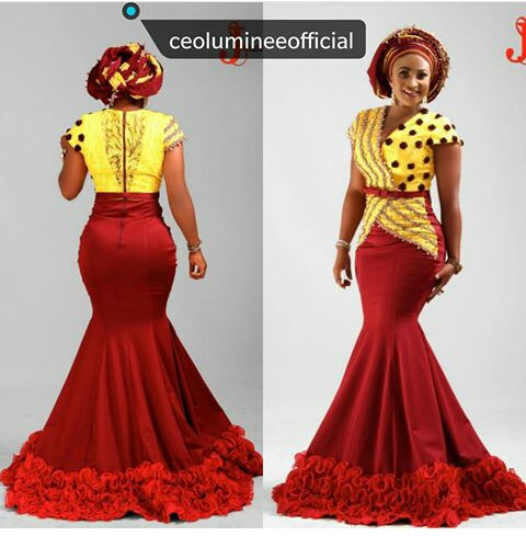 Glamour Wedding Pictures Of Seun Akindele amillionstyles @ceolumineeofficial
