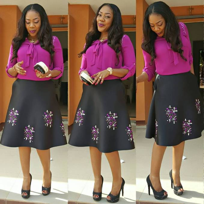 Amazing Church Outfit amillionstyles @cuttie_bucknor