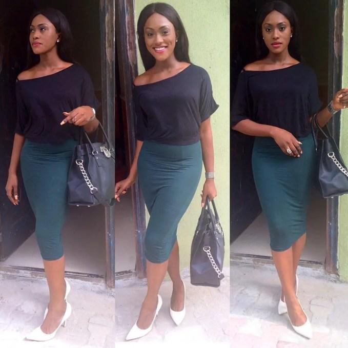 Amazing Church Outfit amillionstyles @lindaosifo