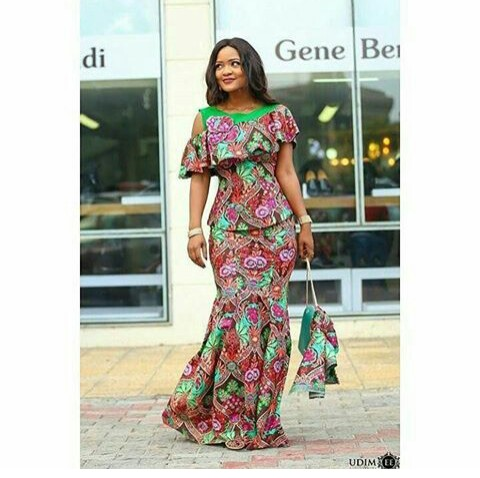 Summer Ankara Styles You Need To See - Amillionstyles.com @mischievouss