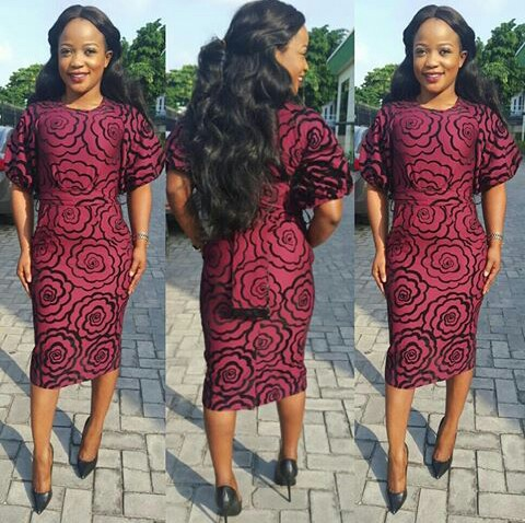Fashion For Church - Plain, Patterned And Flora Dresses amillionstyles @iamnini1-