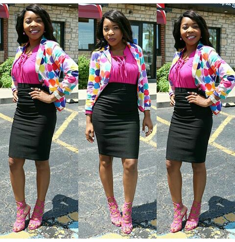 Amazing Ways To Rock A Pencil Skirt amillionstyles @styleby_tsc