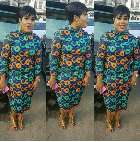 Superb Ankara Styles That Will Wow You - Amillionstyles @missdollarbills