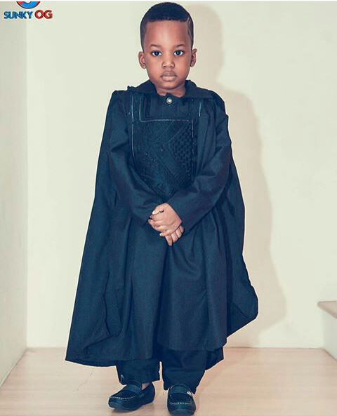 Awesome Agbada Styles For Children amillionstyles.com @swagboi_trayv12