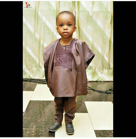 Awesome Agbada Styles For Children amillionstyles.com @tee_shawty24
