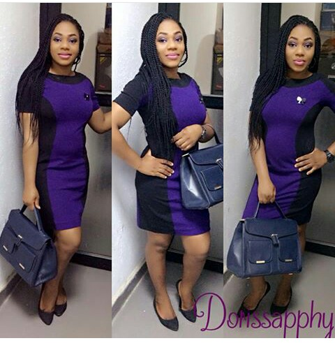 Casual Outfits For Office amillionstyles @dorissapphy