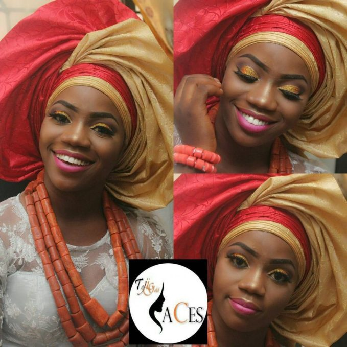 How To Rock Your Head Gear Popularly Known As Gele @tejigoldface