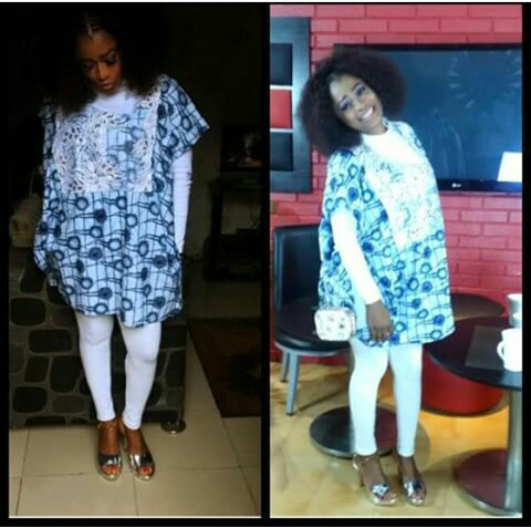 Amazing Agbada and Atiku style for ladies amillionstyles @ceo_gtm