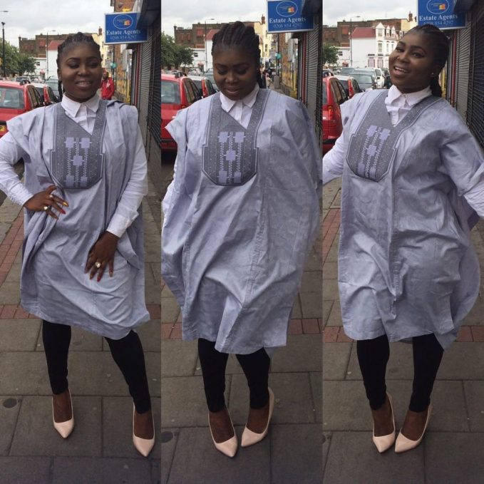 Amazing Agbada and Atiku style for ladies amillionstyles @its_goldiva@its_goldiva