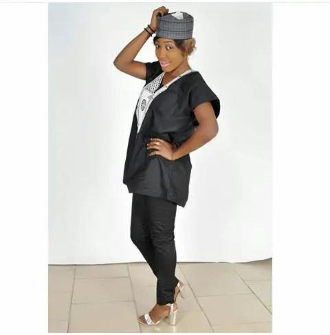 Amazing Agbada and Atiku style for ladies amillionstyles @omohlawlah