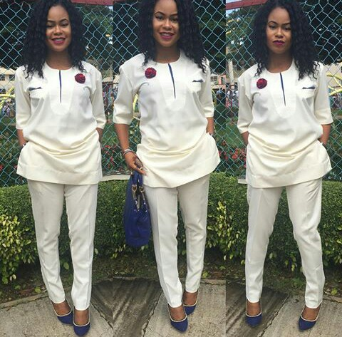 Amazing Agbada and Atiku style for ladies amillionstyles @yh_itschioma
