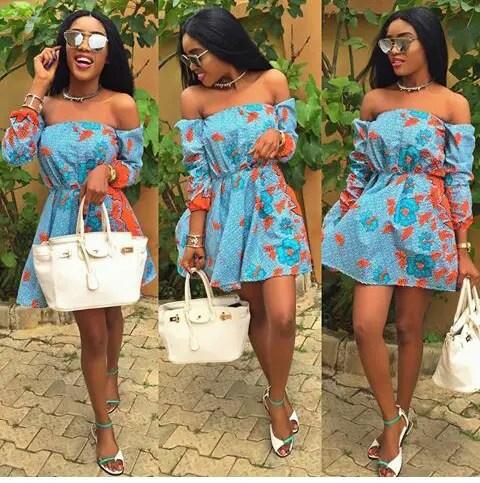 Classy Ankara Dresses - amillionstyles @_iamtemitope
