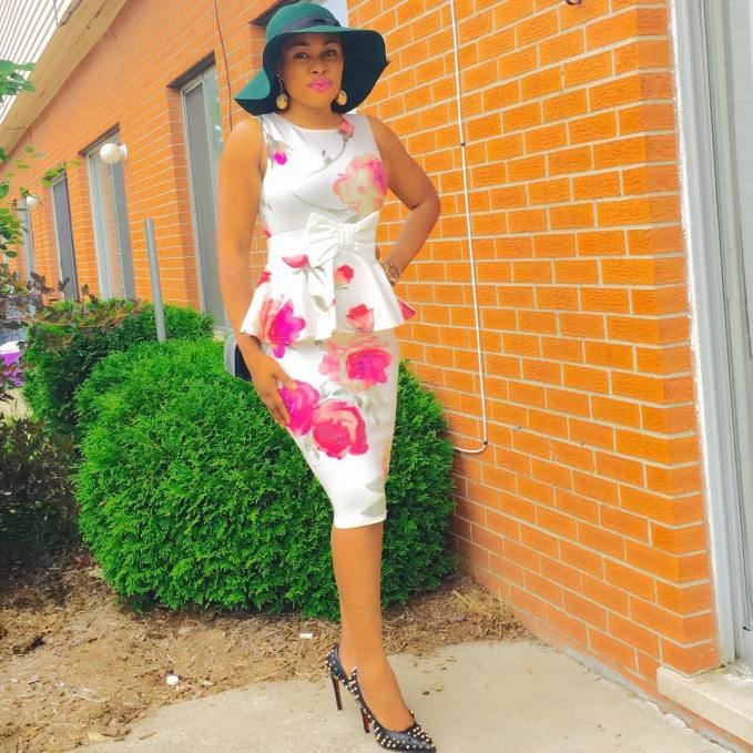 11 Colorful Church Outfit - Amillionstyles.com @bussykim