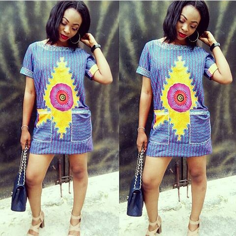 Fabulous Ankara Dresses - You Need See amillionstyles.com @florence301