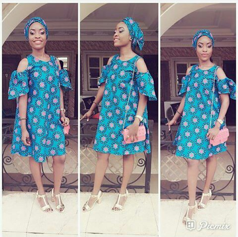Fabulous Ankara Dresses - You Need See amillionstyles.com @mz_oyinade_fresh