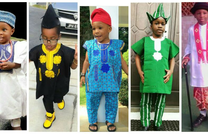 10 Native Outfits For Your Cuties amillionstyles