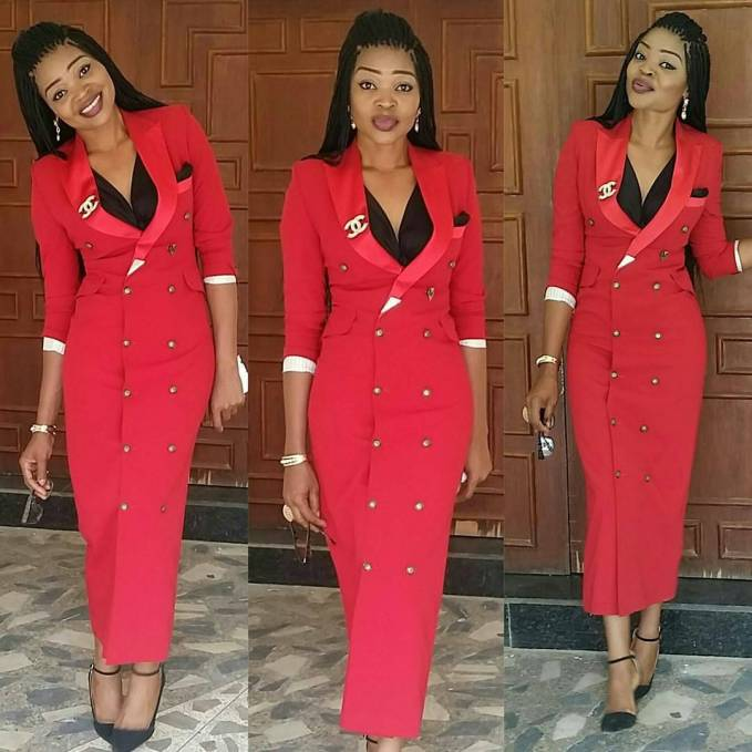 12 Amazing Grace Fashion For Church Outfits amillionstyles.com @stylistabymaureen