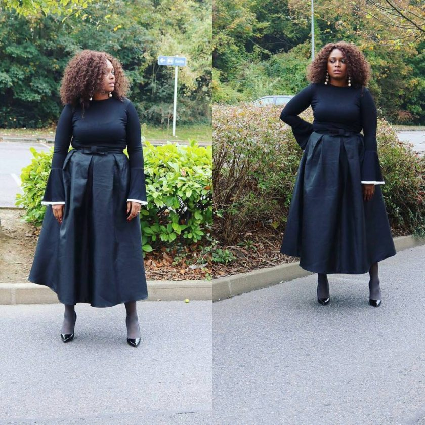 12 Amazing Grace Fashion For Church Outfits amillionstyles.com @whatnickawor