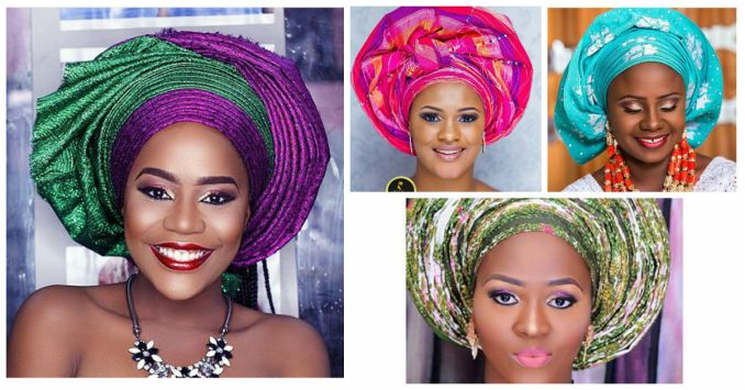 How To Rock Your Head Gear Popularly Known As Gele