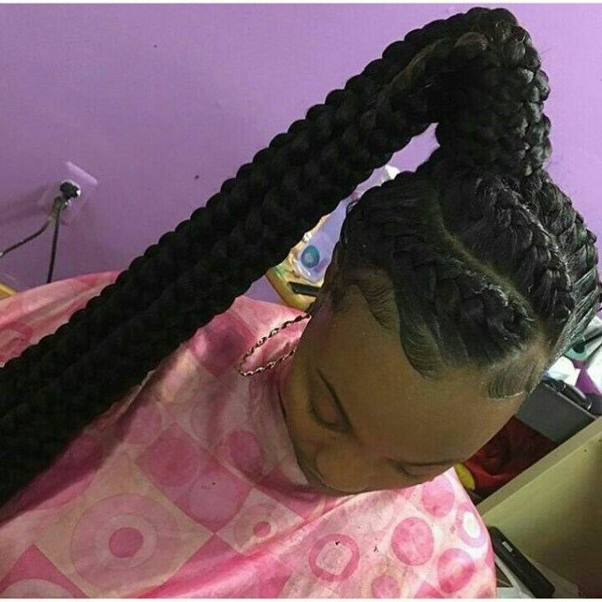 7 Ghana Weaving Styles You Should Try. @nigerianbraids