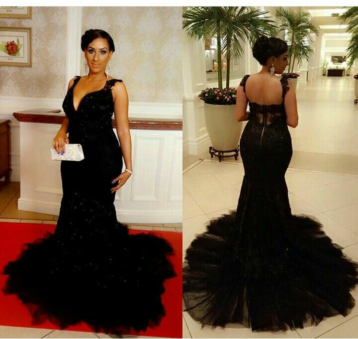 Juliet Ibrahim's Eye Catching Gown Collections on amillionstyles