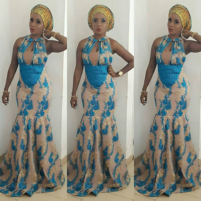 Mouth Watering Trending Asoebi Styles amillionstyles.com @biodunapoola
