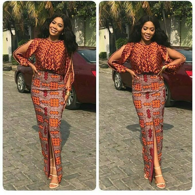 POP Of Culture! Stunning Ankara Styles