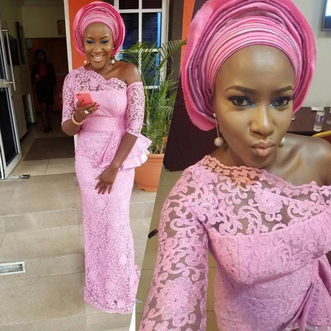 Adorable Aso Ebi Styles Slayed Over The Weekend amillion styles