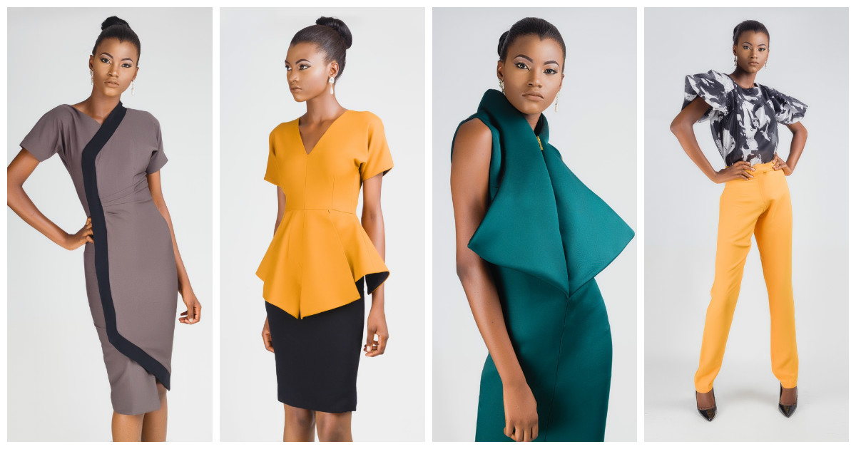 Check Out These Fab Collection by Lady Biba 'Womanity' Inspired by the Woman's Body. amillionstyles