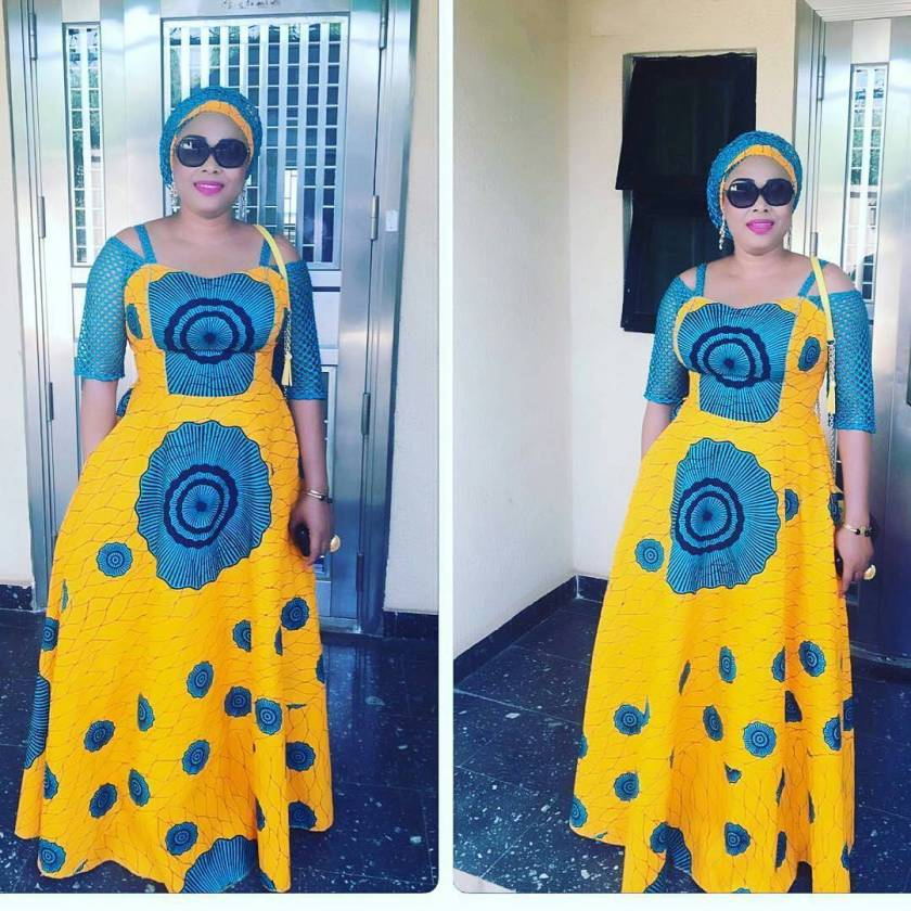 Stunning Mouth Watering And Latest Ankara Styles amillionstyles