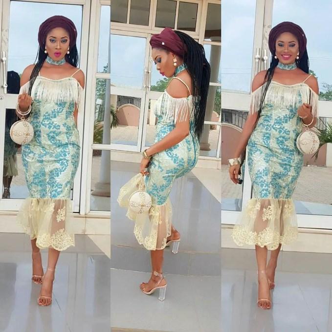 Trends Alert! Beautiful And Stylish Aso Ebi Styles