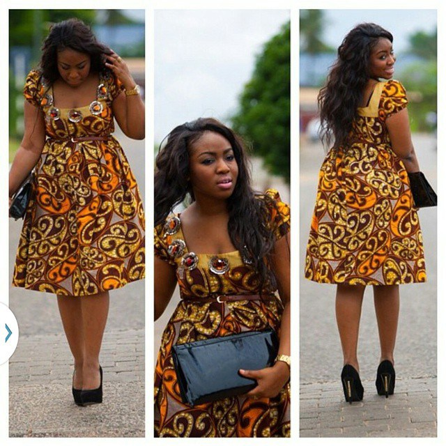 Check Out The Stunning Ankara Styles You Want To Be Slaying This Weekend.