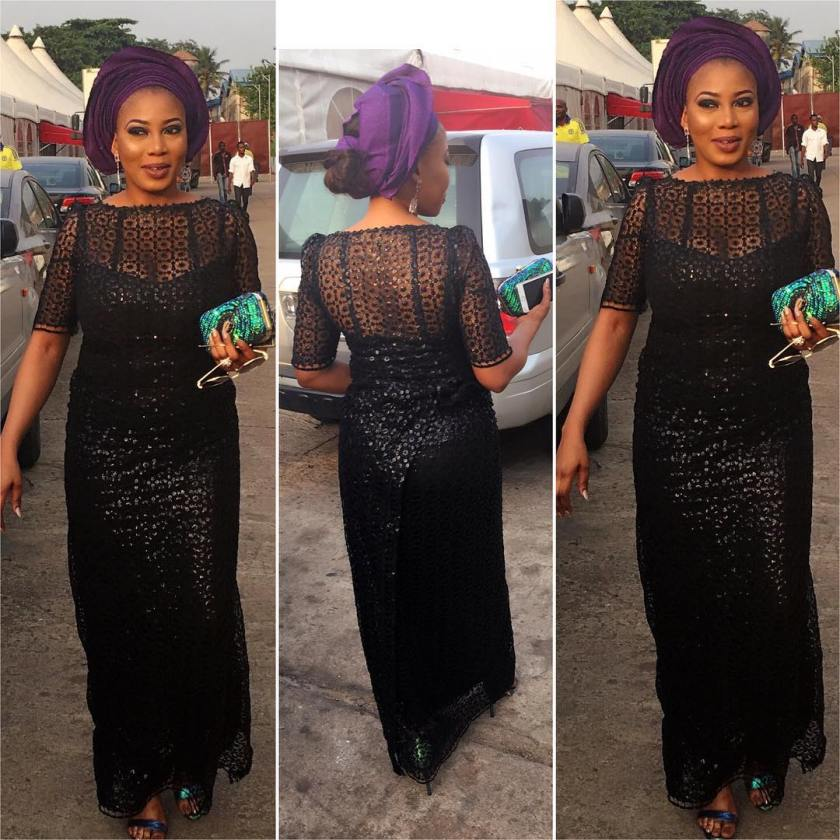 Aso Ebi Styles That added Merrier To The Holiday Period
