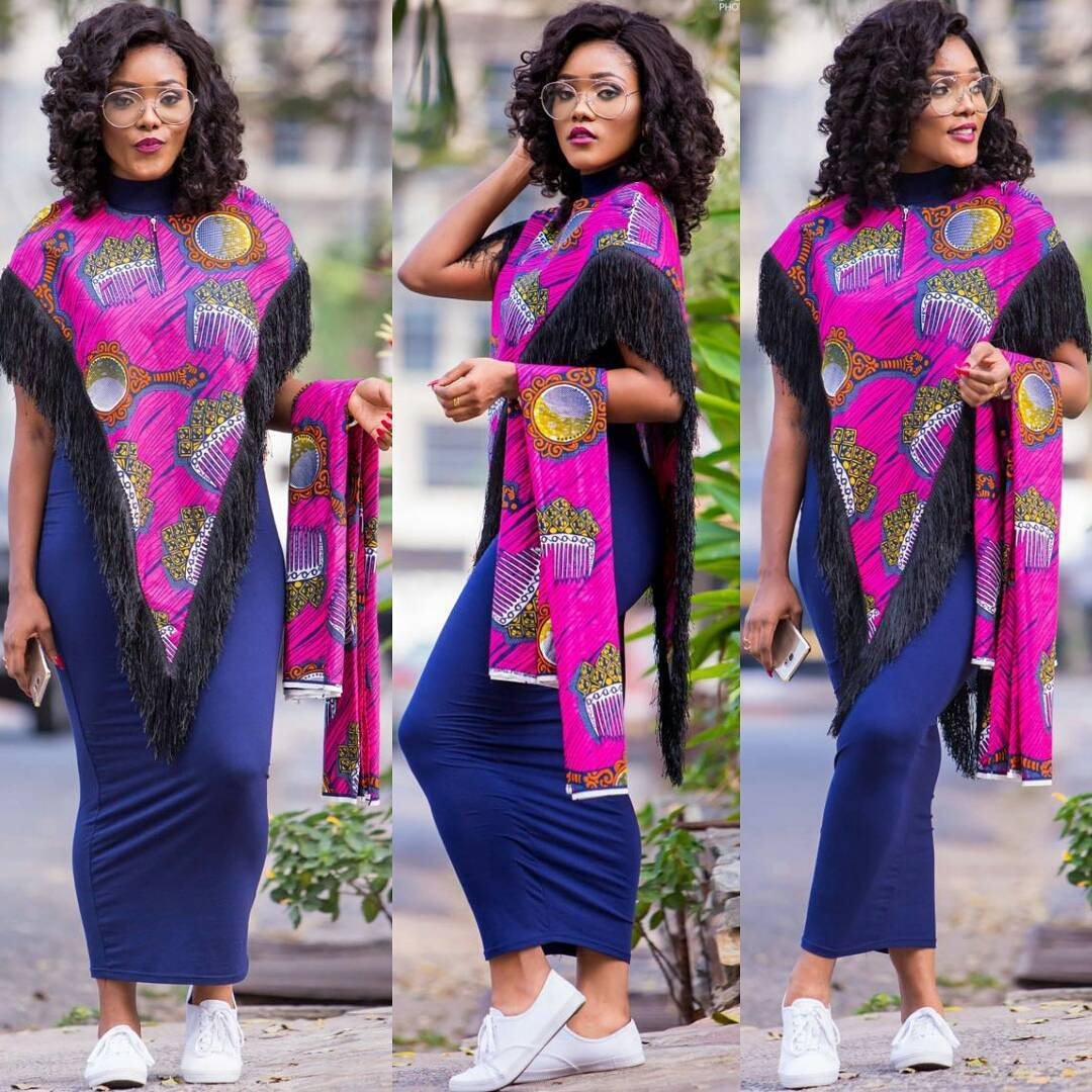 Jump Ahead Of The Style Game In Fabulous Ankara Styles