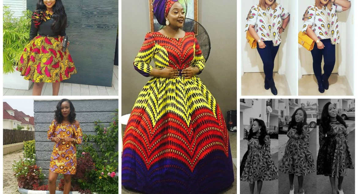 Latest Ankara Trends Can only Be Found At Amillionstyles